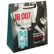 """Подарочный набор """"JB 007 For Men"""" (шампунь, гель для душа, гель после бритья)"""