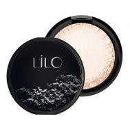 "Компактная пудра для лица ""LiLo"" тон: 01, rose beige"