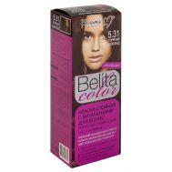 """Краска для волос """"Belita Color"""" тон: 5.31, горячий шоколад"""