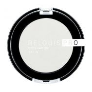 """Тени для век """"Relouis Pro Eyeshadow Satin"""" (тон: 31, ice-cream)"""