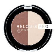 "Тени для век ""Relouis Pro Eyeshadow Duo"" тон: 103"