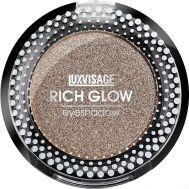 """Тени для век """"Rich Glow"""" тон: 08, night mirage"""