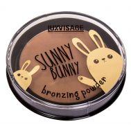 """Компактная пудра-бронзатор для лица """"Sunny Bunny"""" тон: универсальный"""
