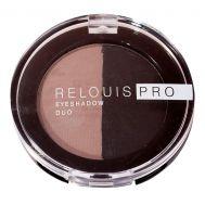 "Тени для век ""Relouis Pro Eyeshadow Duo"" тон: 106 (10689938)"