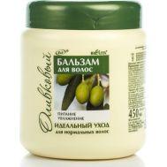 """Бальзам для волос """"Оливковый. Питание и увлажнение"""" (450 мл) (10493269)"""
