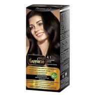"Крем-краска для волос ""Hair Happiness"" тон: 4.1, холодный шатен (10847466)"