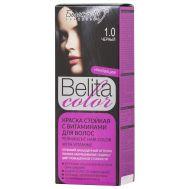 """Краска для волос """"Belita Color"""" тон: 1.0, черный (10324041)"""