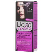 """Краска для волос """"Belita Color"""" тон: 5.2, баклажан (10324028)"""