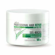 """SOS-маска для волос """"Структурно-восстанавливающая увлажняющая"""" (500 мл) (10323114)"""