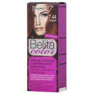 """Краска для волос """"Belita Color"""" тон: 7.44, медный (10324037)"""