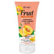 """Скраб-сияние для лица с абрикосом """"Fruit Therapy"""" (150 мл) (10323211)"""
