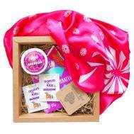 """Подарочный набор """"Relax&SPA"""" (маска для лица, бальзам для рук, таблетка для ванн) (10323198)"""