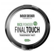 """Рисовая пудра-фиксатор для лица """"Final Touch"""" тон: универсальный (10323772)"""