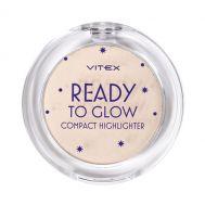 """Хайлайтер для лица """"Ready to Glow"""" тон: 201, rose glow (10323534)"""