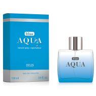 """Туалетная вода для мужчин """"Blue Aqua"""" (100 мл) (10482181)"""