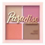 """Палетка для макияжа лица """"Paradiso Relouis Sun"""" тон: 01 (10324547)"""