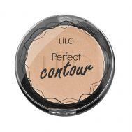 "Пудра-контуринг для лица ""Perfect contour"" тон: 91, sweet nut (10324930)"