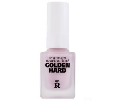 """Средство для укрепления ногтей """"Golden Hard"""" тон: прозрачный (10592797)"""