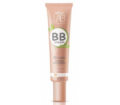 "BB крем для лица ""Lab colour"" SPF 15 тон: 02, natural (10324309)"