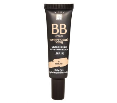"BB крем для лица ""Тонирующий уход"" SPF 15 тон: 51, natural (10323530)"